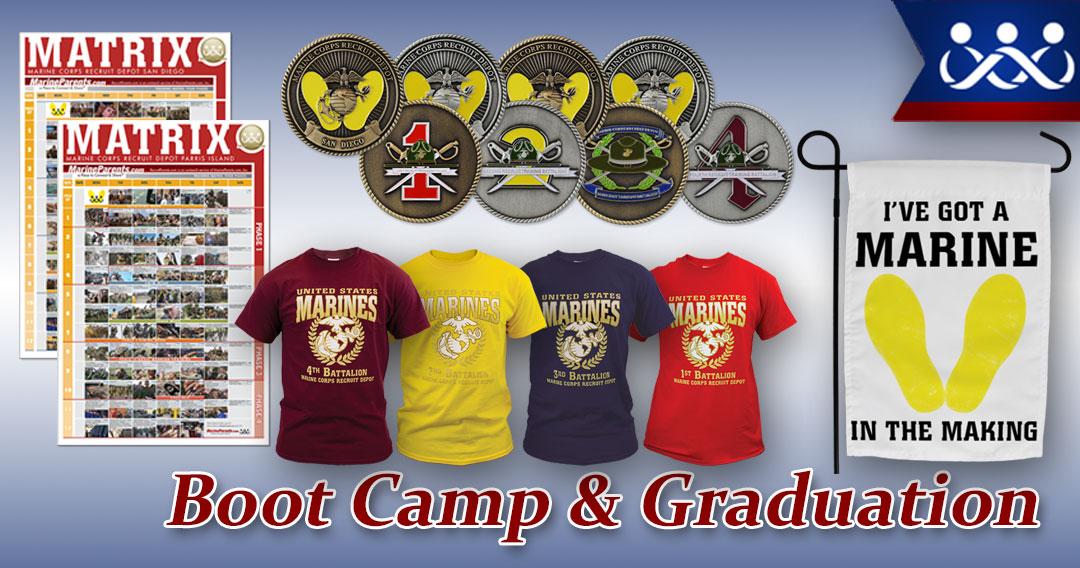 Get Your Recruit Battalion Shirts at the EGA Shop!