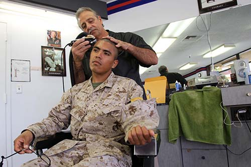 marine corps haircut regulations recruitparents haircuts amp hygiene 3046