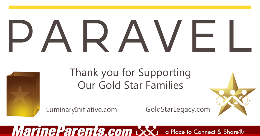 Paravel Donated $1700 to Gold Star Family Support