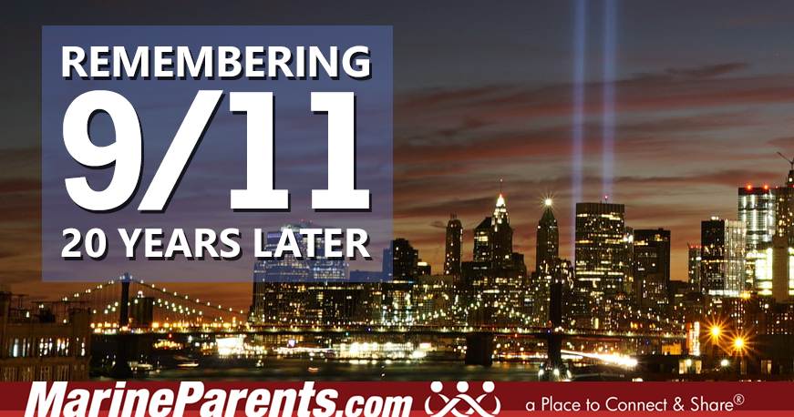 Remembering 9/11 - 20 Years Later