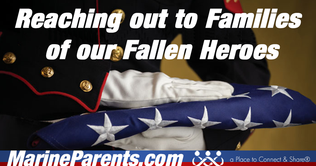 For Families of Fallen Marines