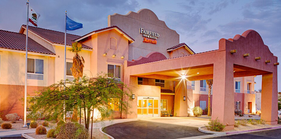 29 Palms Fairfield Inn & Suites