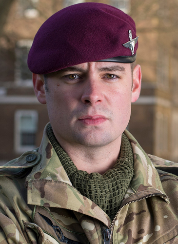 British Soldier Receives Victoria Cross for Saving U.S. Marine