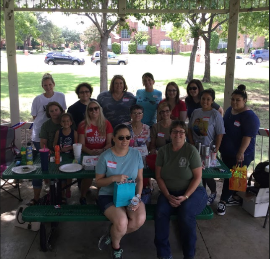 MarineParents.com Meet and Greet Texas, September 15, 2018