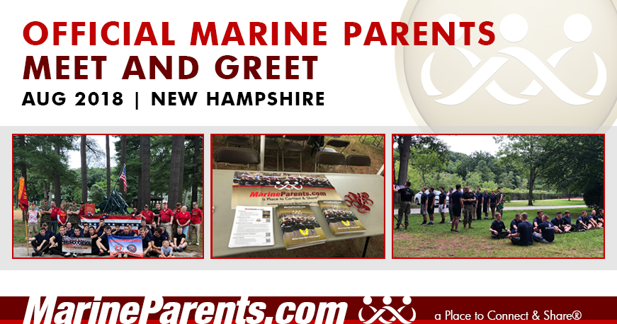 MarineParents.com Meet and Greet New Hampshire