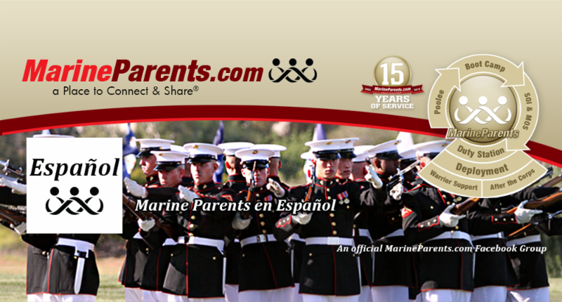 Spanish MarineParents.com