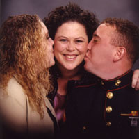 Web Offers Comfort to Marine Mom MarineParents.com 2003