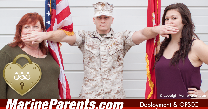 Parents of Marines on Deployment