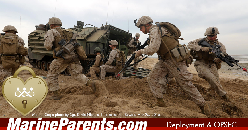 Income Tax Filing for Deployed Marines