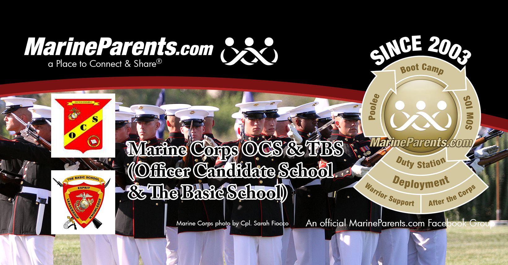Official MarineParents com Facebook Groups