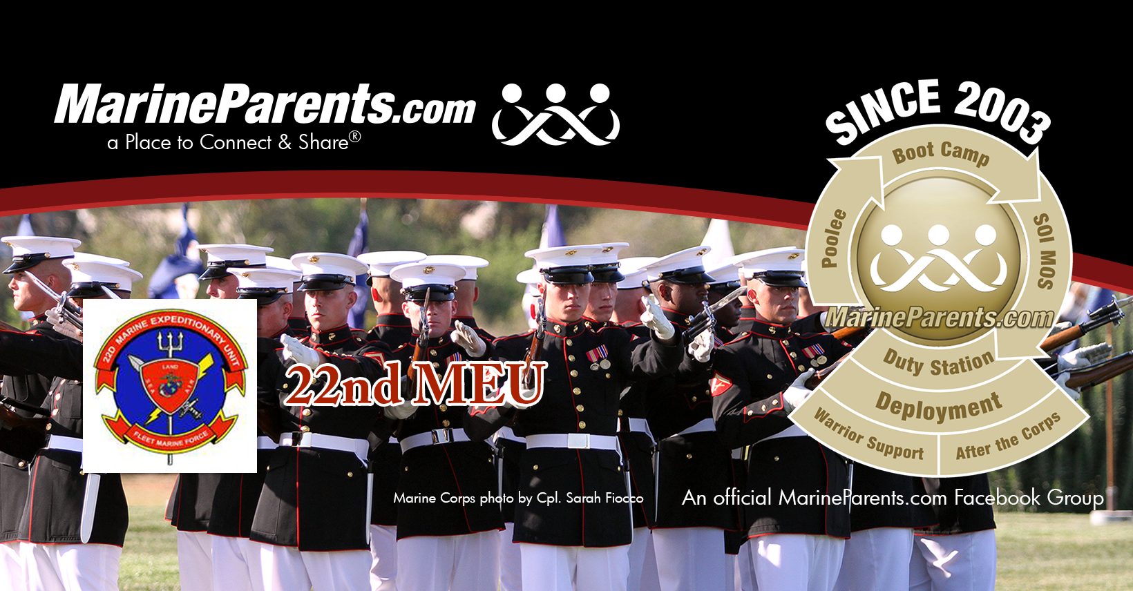 MarineParents.com MP22ndMEU