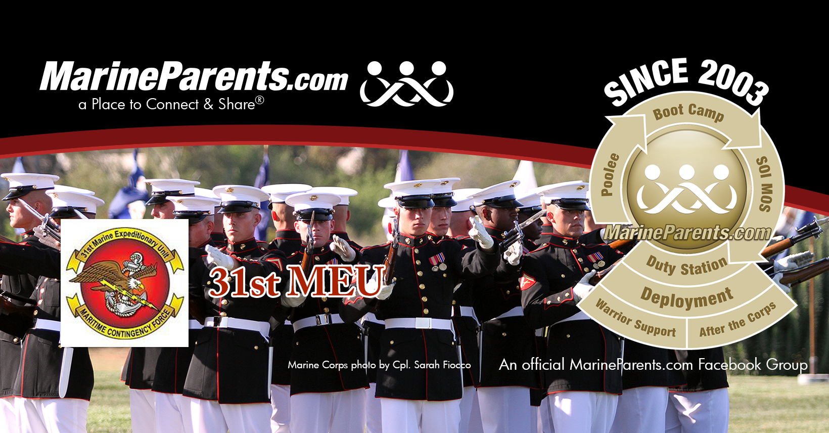MarineParents.com MP31stMEU