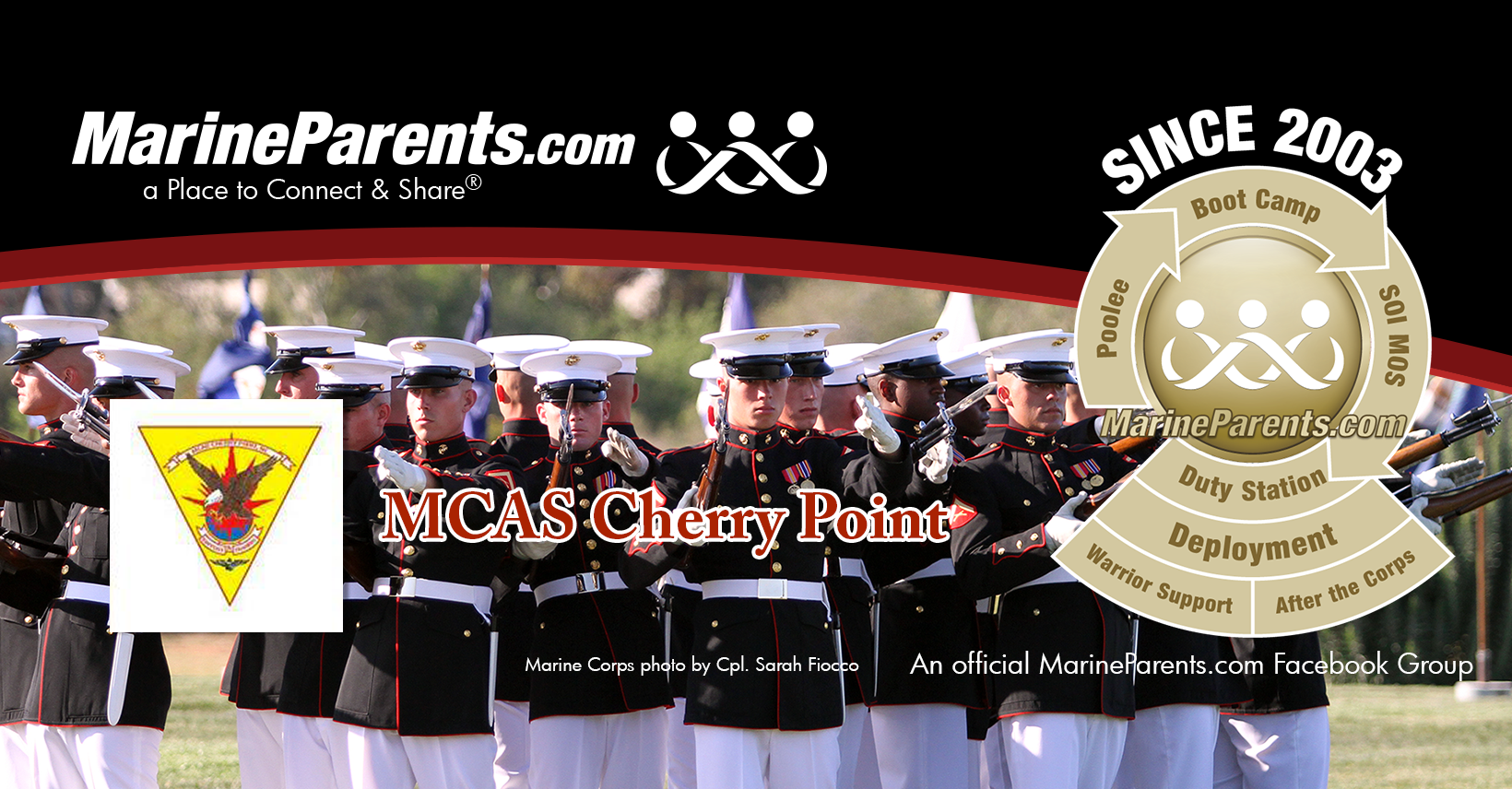 MarineParents.com MPCherryPoint