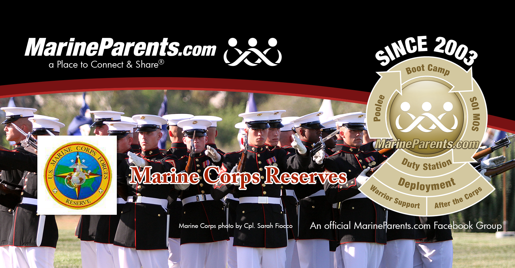 MarineParents.com MPReserves