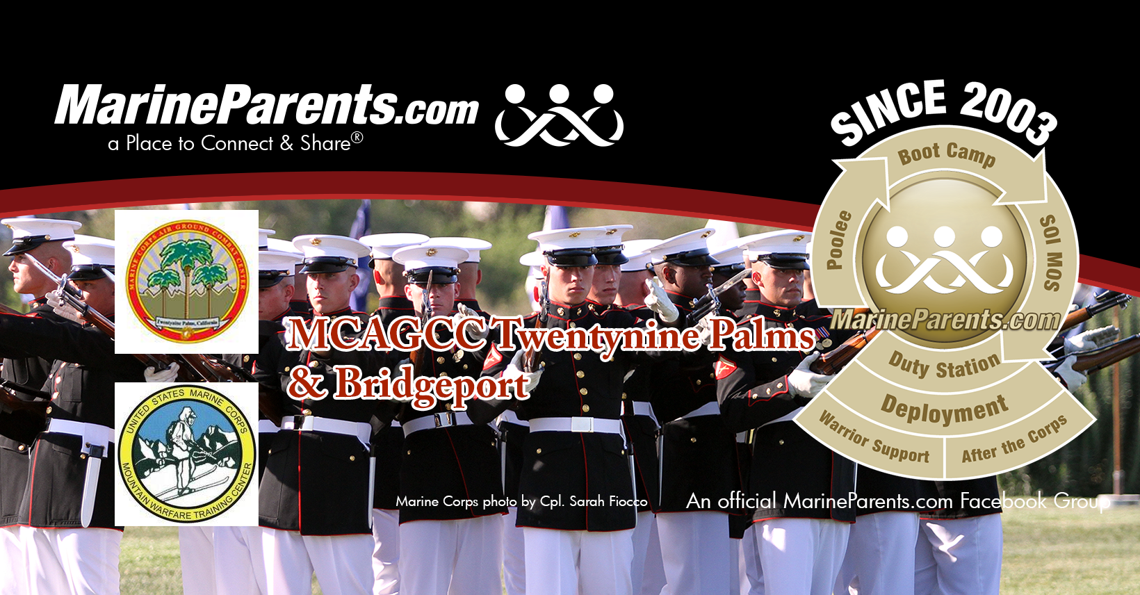MarineParents.com MPTwentyninePalms