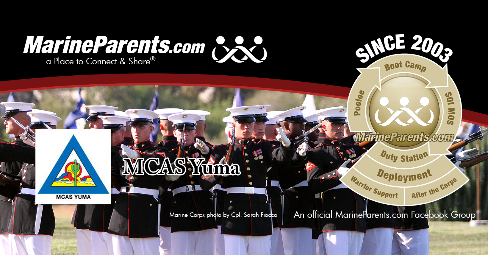 MarineParents.com MPYuma