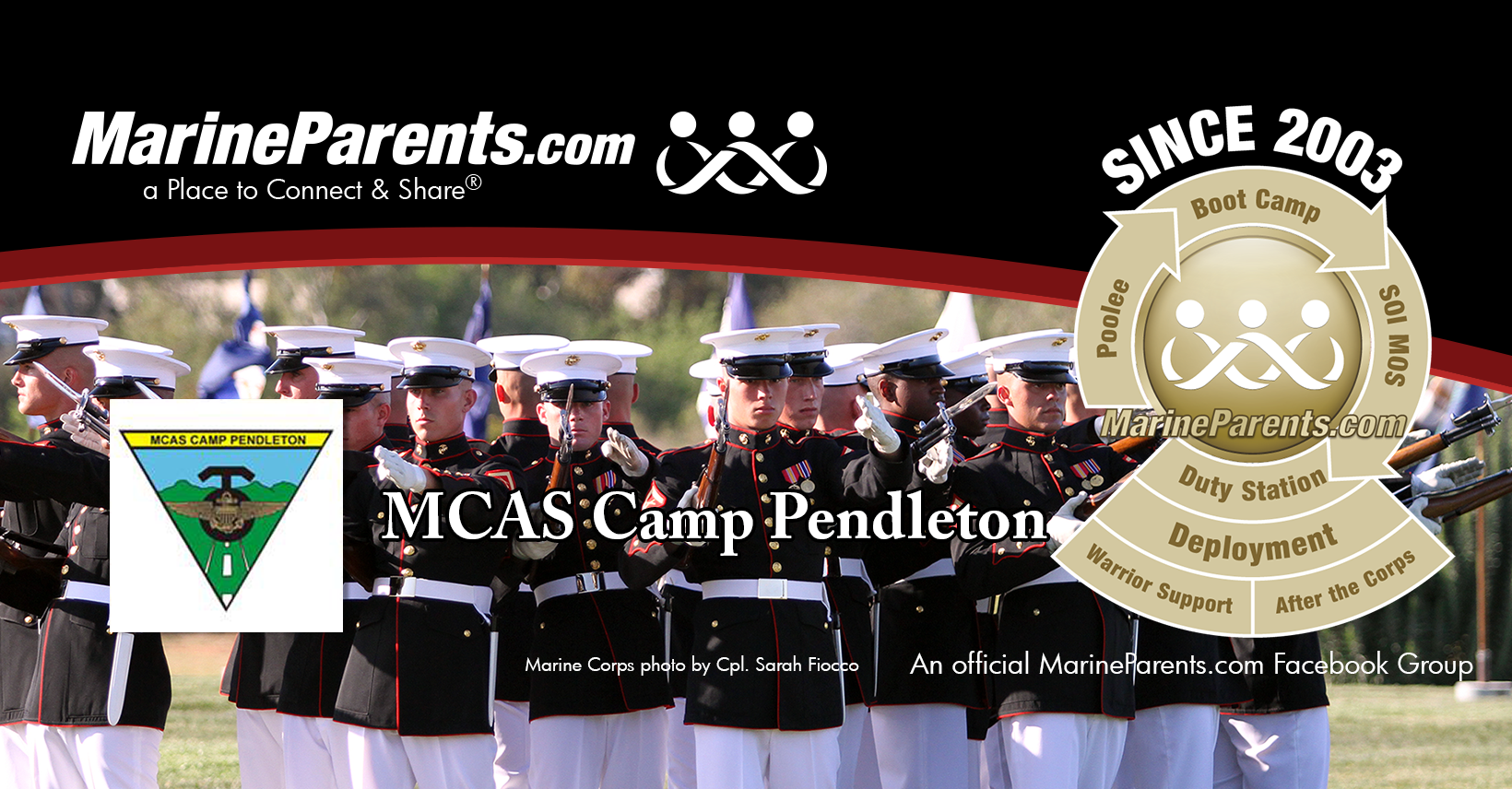 MarineParents.com Mpcamppendleton