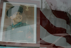 Basilone Window Decoration