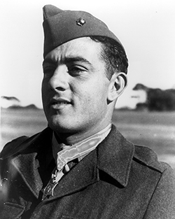 Veterans Day Featured Veteran: John Basilone