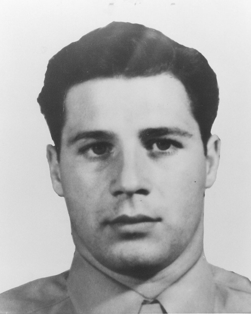 Joseph Vittori Medal of Honor