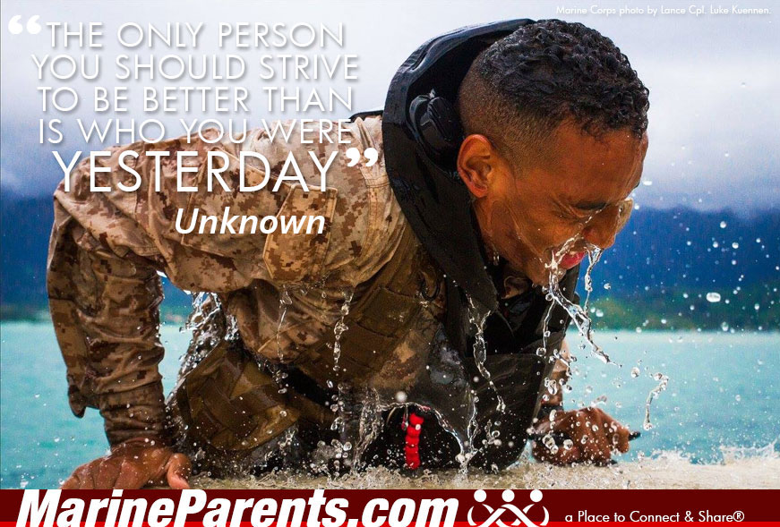 MarineParents.com USMC better than yourself