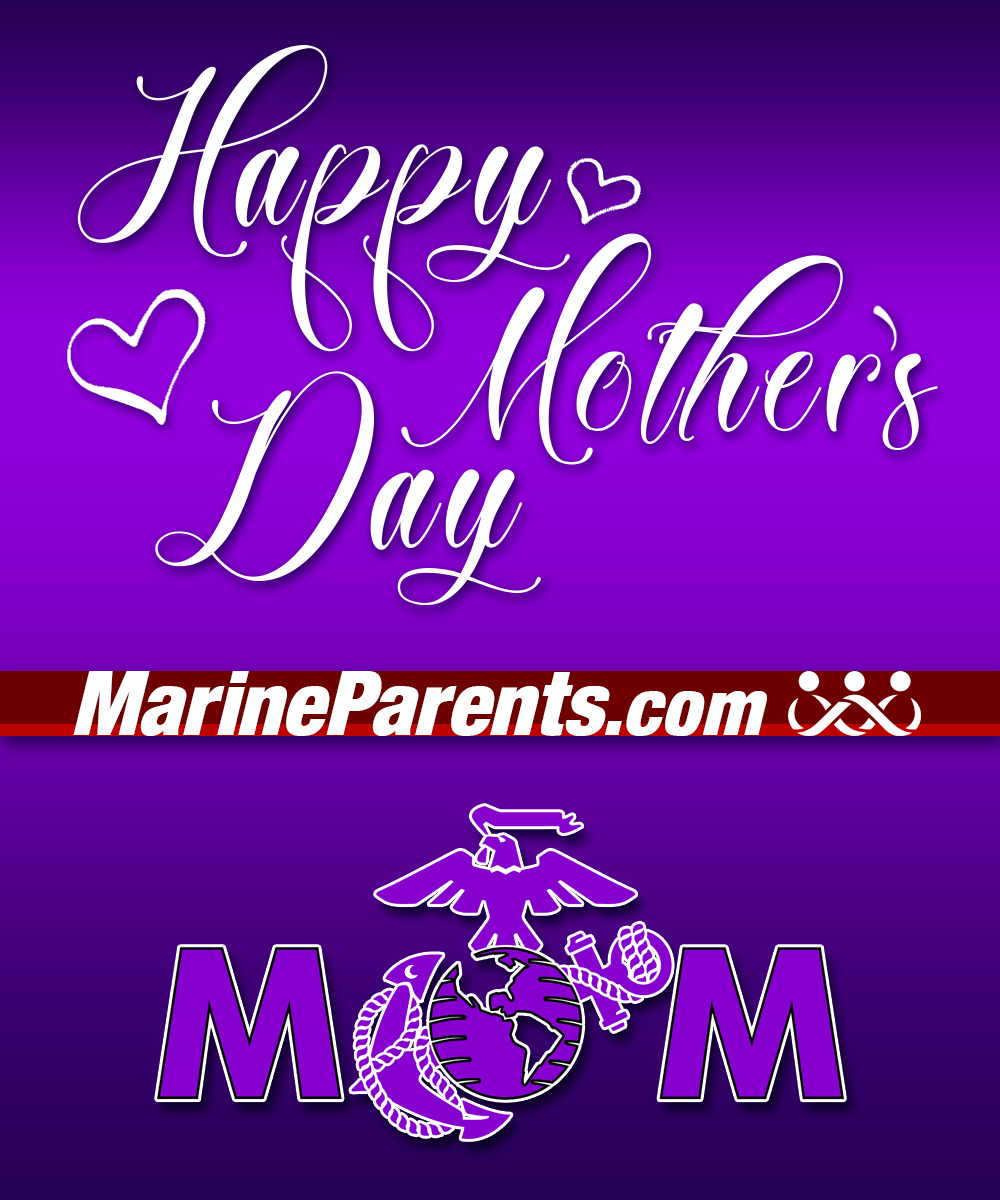 MarineParents.com USMC Mother's Day