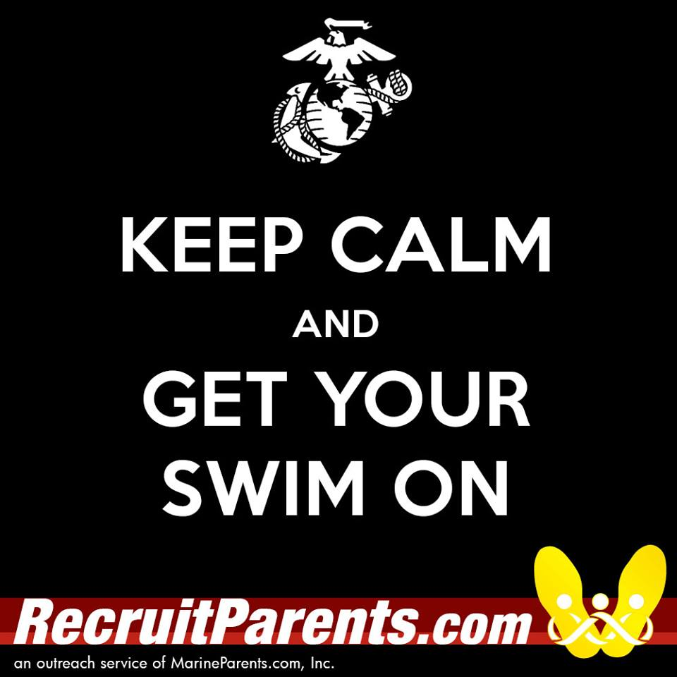 RecruitParents.com USMC keep calm