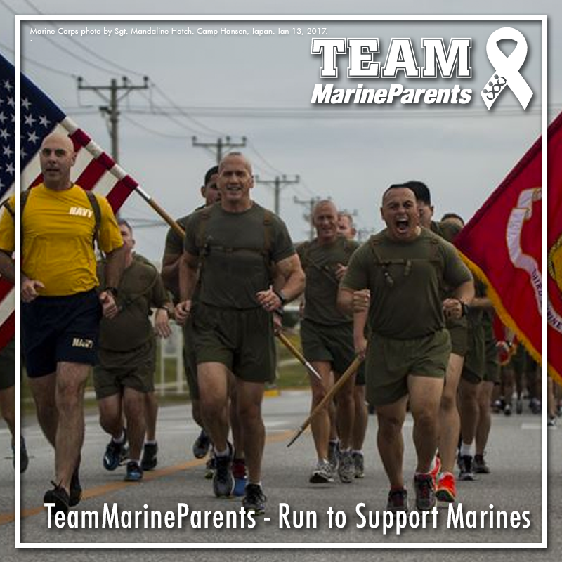 Team Marine Parents