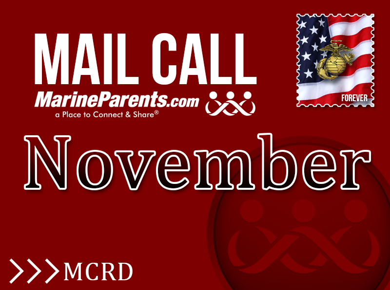 MarineParents Volunteer memes boot camp mail call