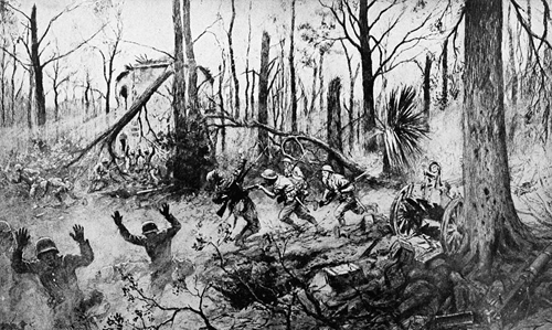 This Week in Marine Corps History: Battle of Belleau Wood Comes to an End