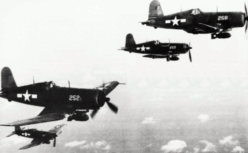 This Week in Marine Corps History: Black Sheep Squadron Begins Marine Aviation Involvement in Korean War