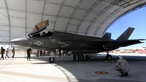 F-35B Declared Operational