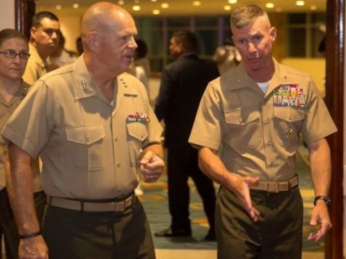 Marine General Named as Top Military Adviser