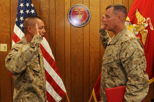 Marine Corps Re-enlistment Opportunities to Increase in 2016