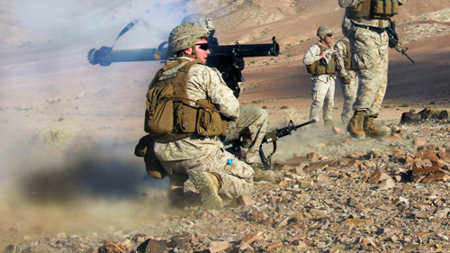 First Marine Expeditionary Force to Receive New Shoulder-Launched Multipurpose Assault Weapon
