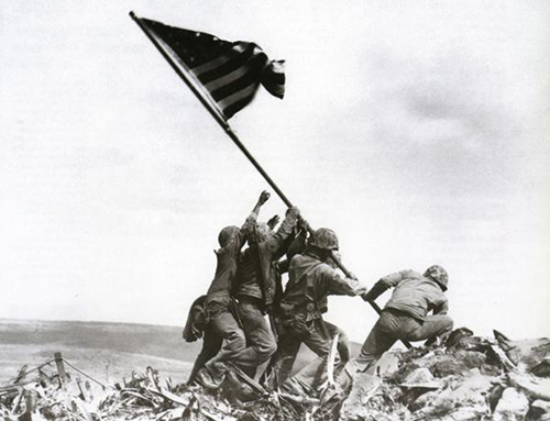 Marine Corps News: Marine Corps Statement on Iwo Jima Flag Raisers