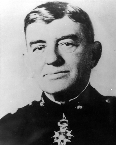 This Week in Marine Corps History: General John A. Lejeune Assumes Command of U.S. Army's 2nd Division