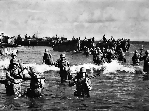 This Week in Marine Corps History: Tinian