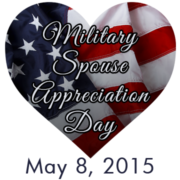 Today is Military Spouse Day