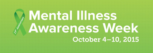 National Mental Health Awareness Week