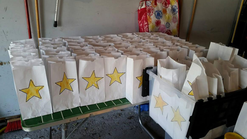 2015 Gold Star Luminary Event