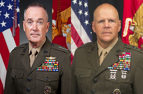 Neller Succeeds Dunford as Commandant