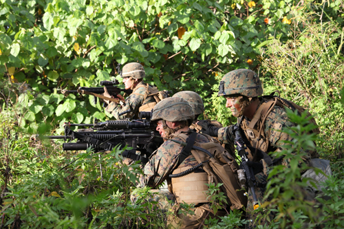 5,000 Marines to Head to Guam