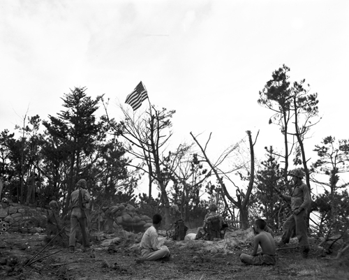 Marines Capture Wolmi-do Island