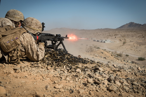 Marine Corps News: Marine Corps Tests New Gear