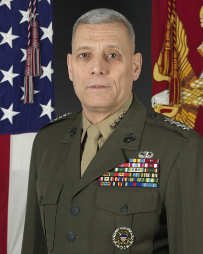 Marine Corps News: Longest-Serving Assistant Commandant Retires