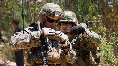 Marine Corps News: Corps May Add Assistant Squad Leaders to Infantry Units
