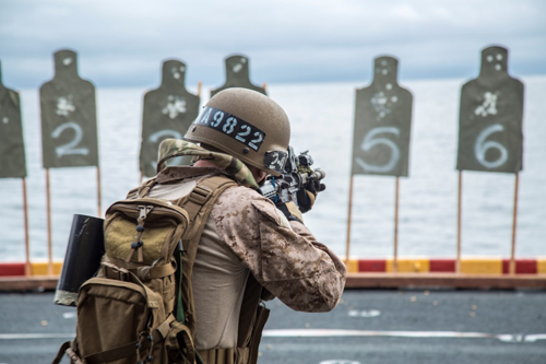 Marine Corps News: 4,500 Marines, Sailors Deploy to Middle East, Asia