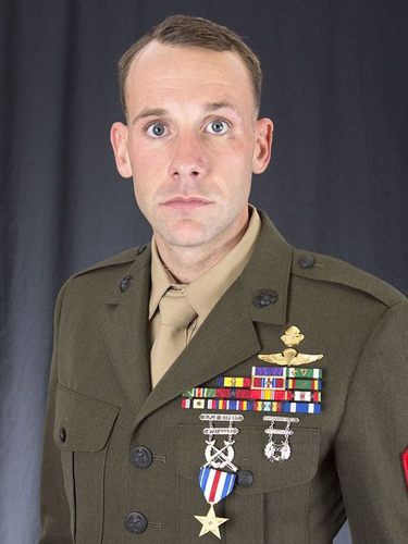 Marine Raider Receives Silver Star