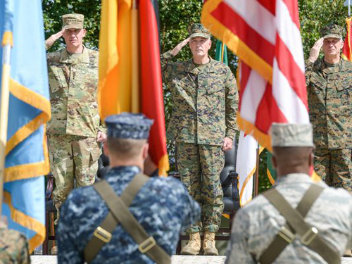 Marine Corps News: Marine General Named Head of AFRICOM